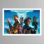 Agent of the Throne Truth and Dreams – Print
