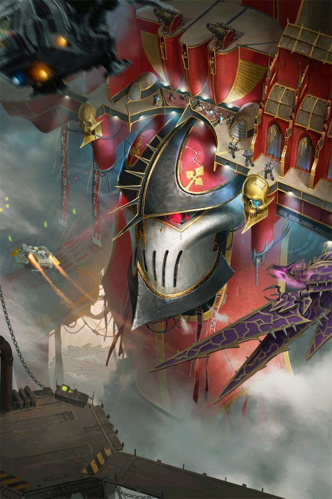 Imperator Wrath of the Omnissiah