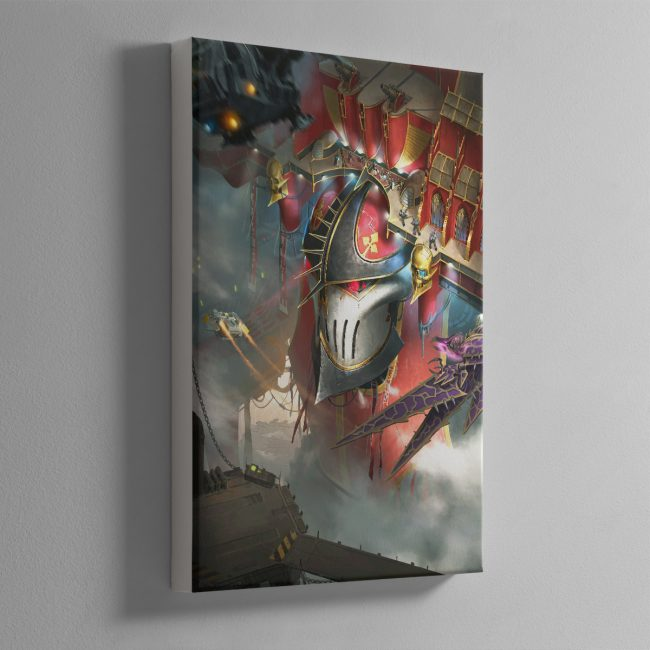 Imperator Wrath of the Omnissiah – Canvas
