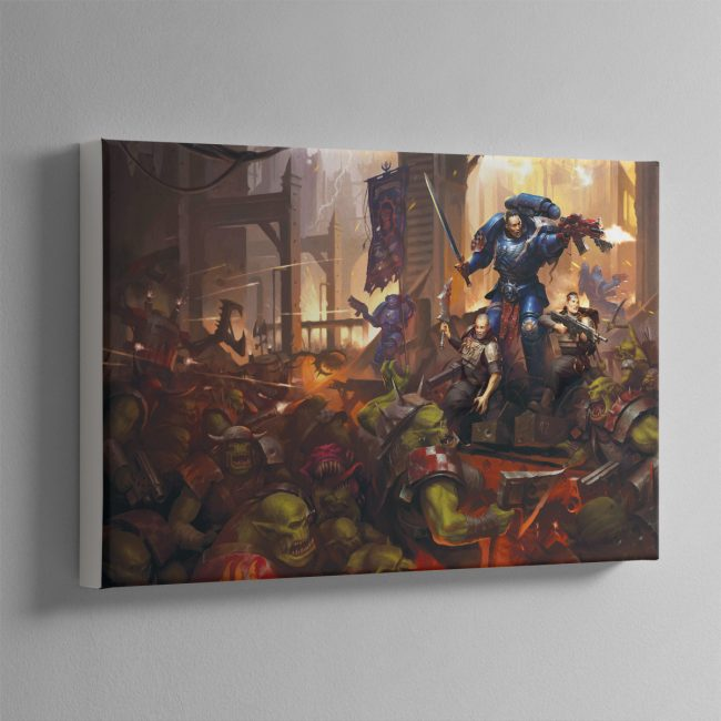 Legacy of Dorn – Canvas