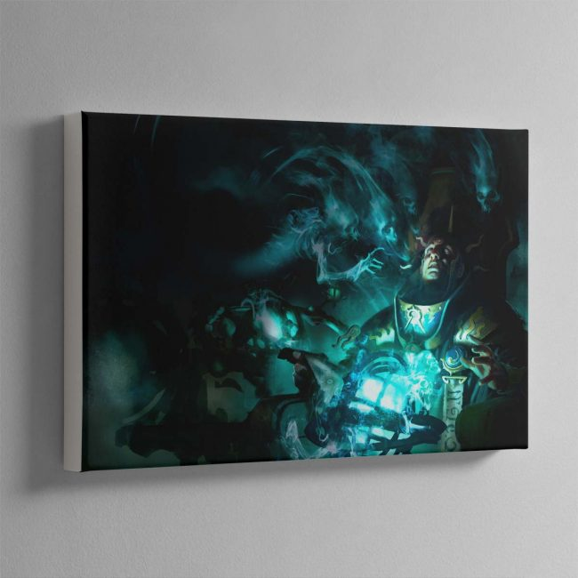 Malign Portents – Canvas
