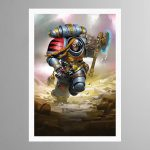 Ashes of Prospero – Print
