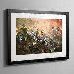 Righteous Destiny – Framed Print