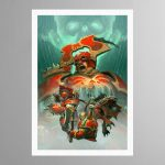 Magore's Fiends – Print