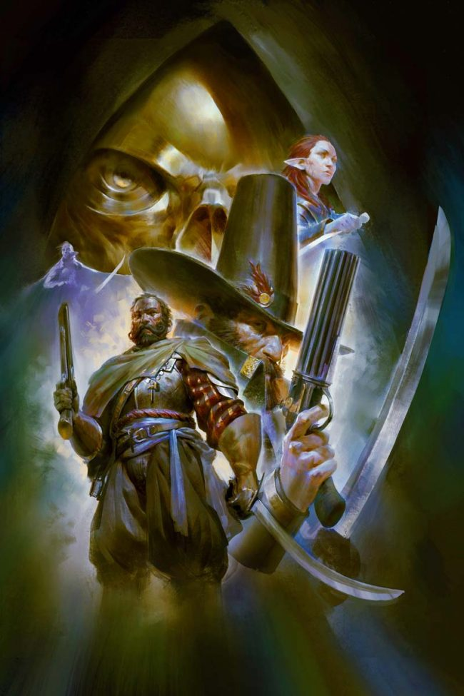 Callis and Toll The Silver Shard