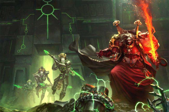 Mephiston Revenant Crusade