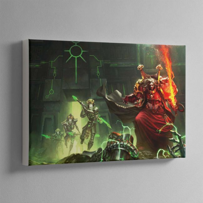 Mephiston Revenant Crusade – Canvas