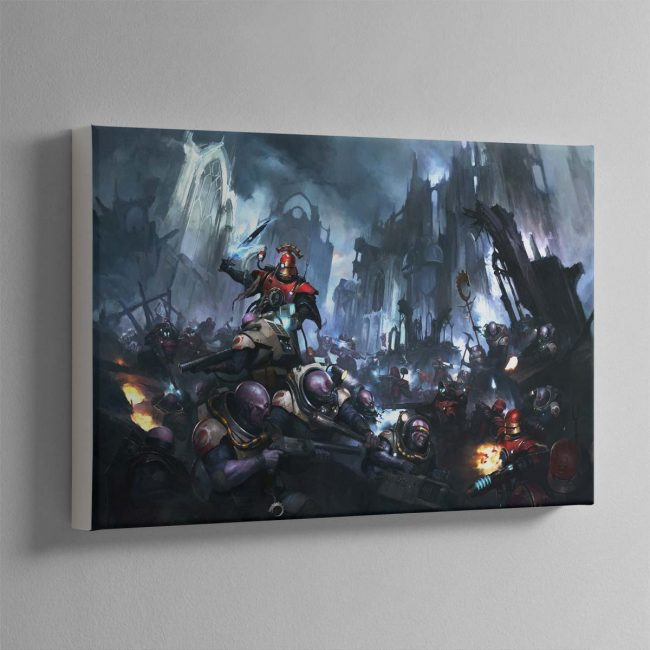 Kill Team Starter Set Cover – Canvas