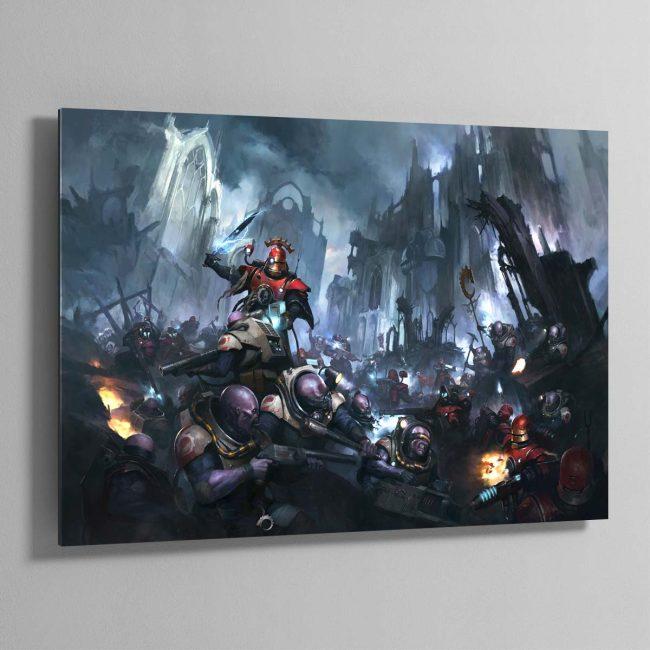 Kill Team Starter Set Cover – Highline
