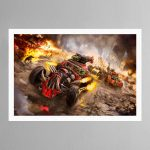 Speed freekz – Print