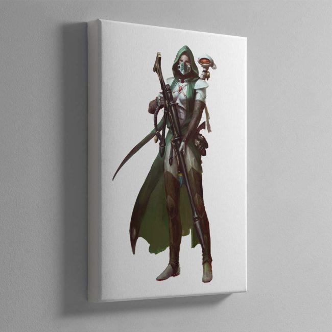 Amallyn Shadowguide, Asuryani Ranger – Canvas