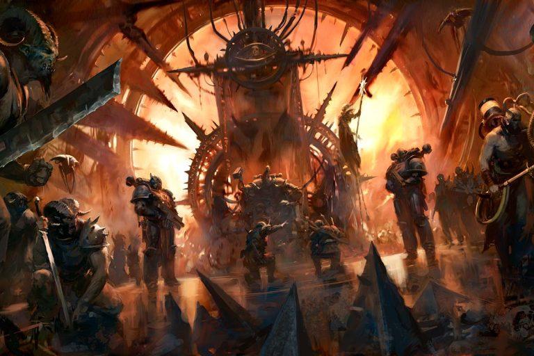 Chaos Throneroom