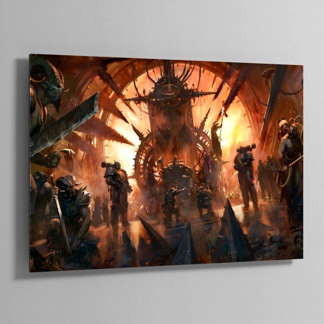 Chaos Throneroom – Highline