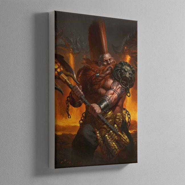 Realmslayer – Canvas