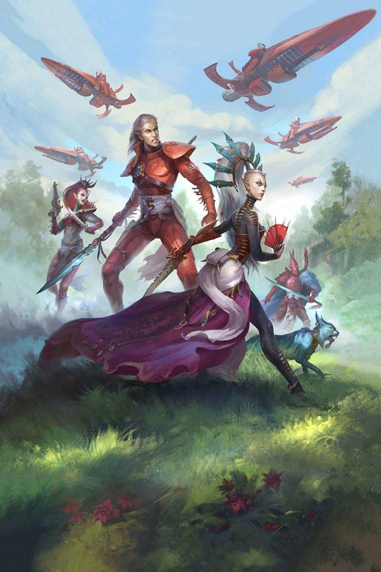Rise of the Ynnari Wild Rider