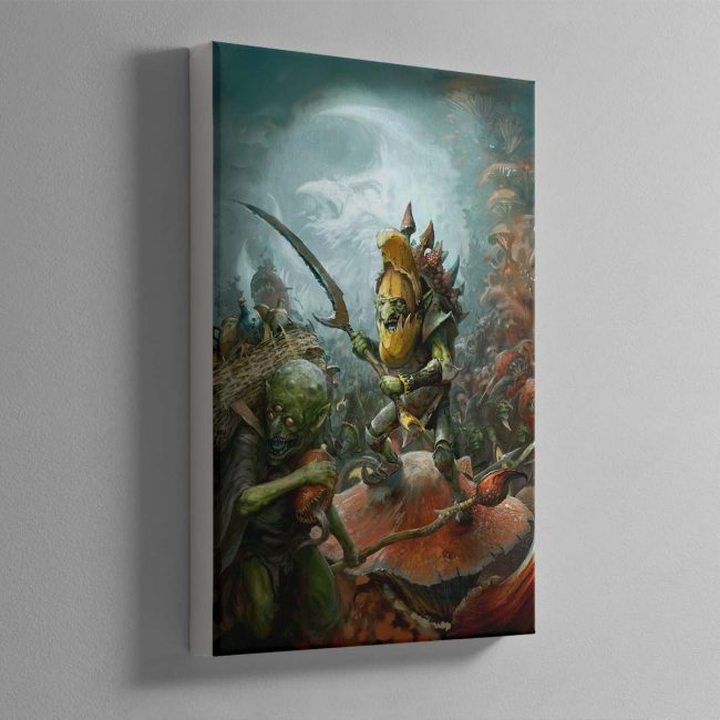 Gloomspite Hordes – Canvas
