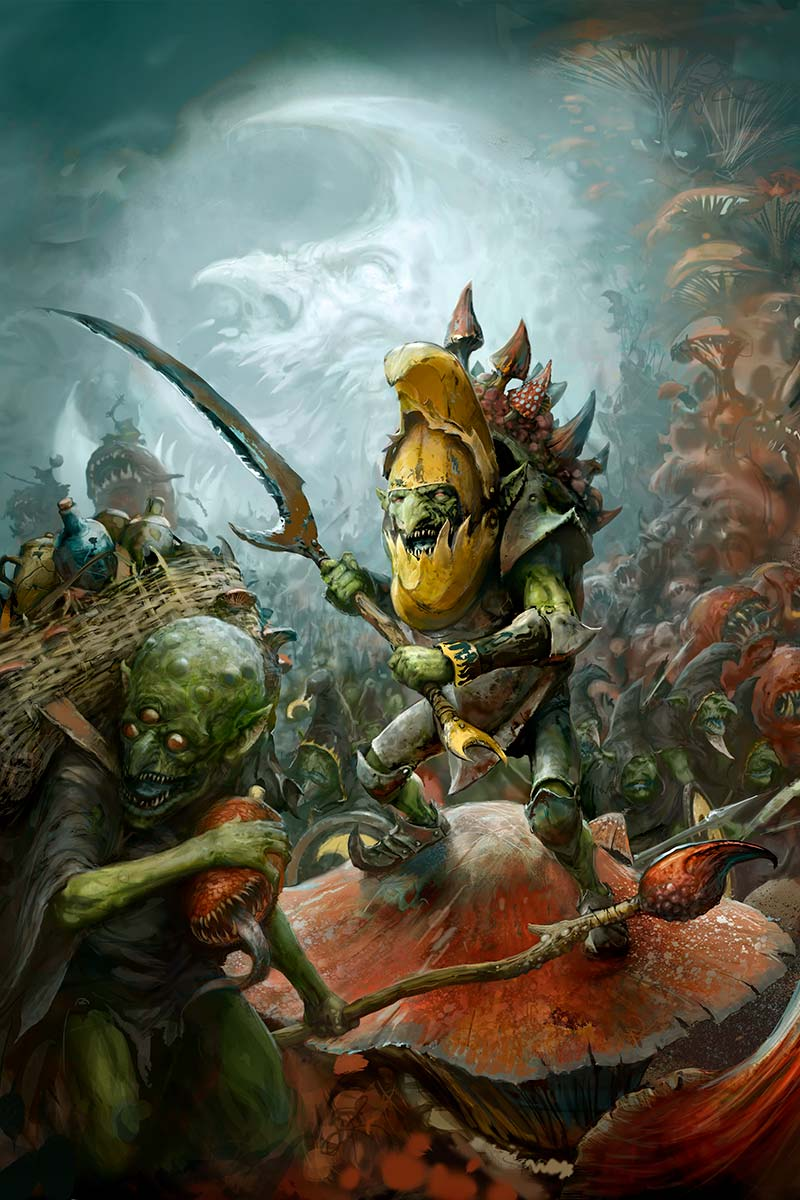 Gloomspite Hordes