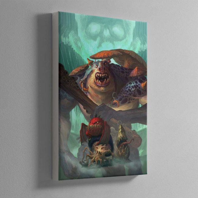 Mollog's Mob – Canvas
