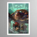 Mollog's Mob – Print