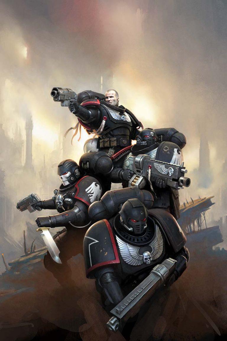 Raven Guard Kill Team