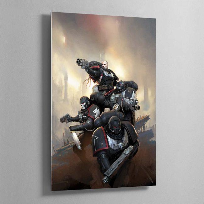 Raven Guard Kill Team – Highline
