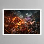 Realm of Chaos Wrath and Rapture – Print
