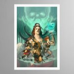 The Godsworn Hunt – Print