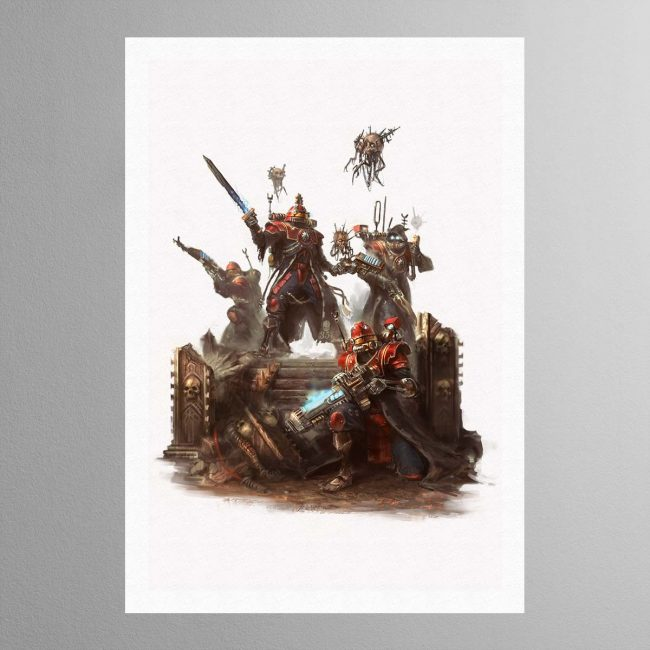 Skitarii Vanguard – Print