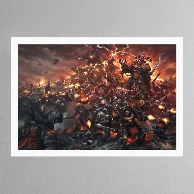 War of Nightmares – Print