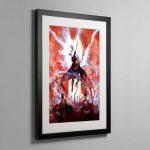 Celestant-Prime – Framed Print