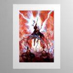Celestant-Prime – Mounted Print