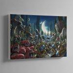 Gloomspite Gitz – Canvas