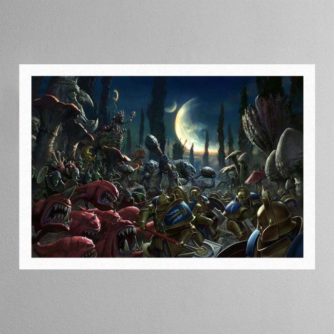 Gloomspite Gitz – Print