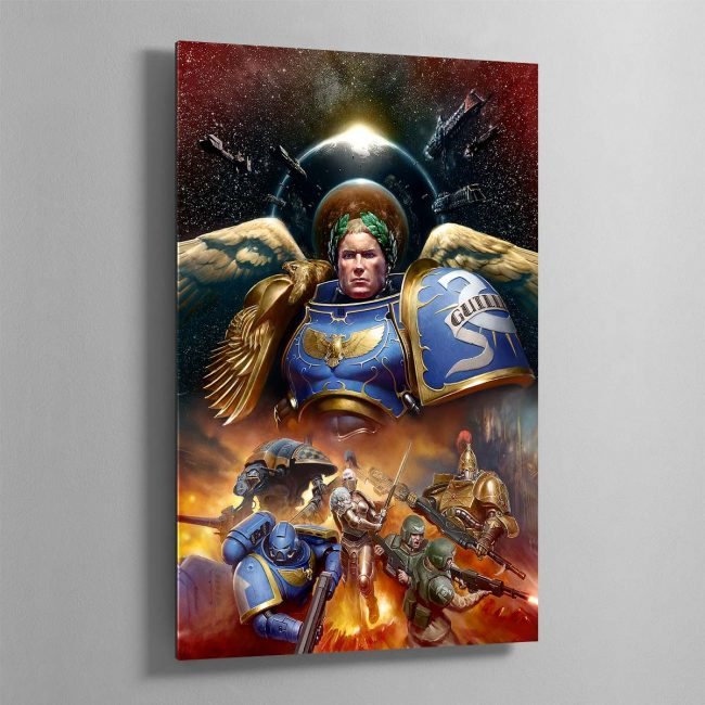 Roboute Guilliman, Primarch of the Ultramarines – Highline