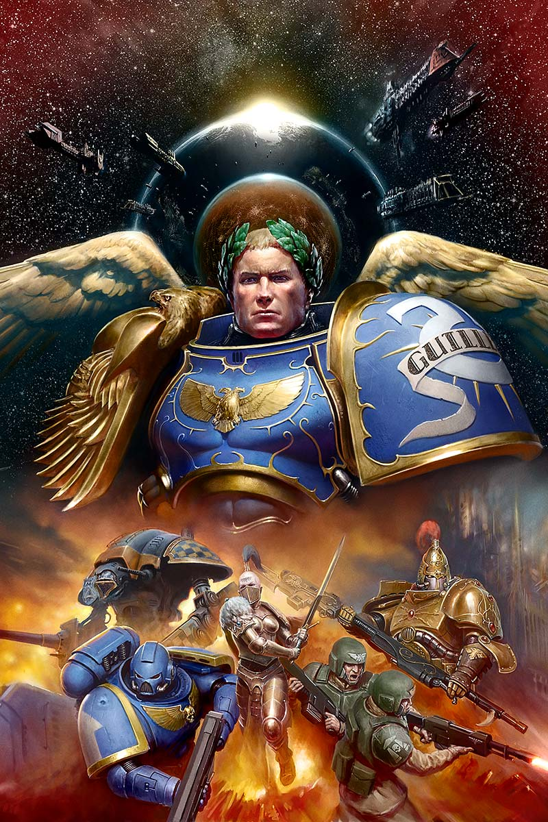 Roboute Guilliman, Primarch of the Ultramarines