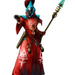 Eldari Warlock