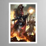 Phoenix Lord Asurmen – Print