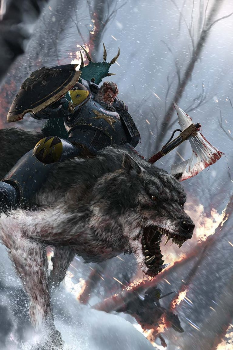LORD OF THE WOLFKIN