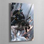 Harald Deathwolf Cover – Highline