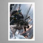 Harald Deathwolf Cover – Print
