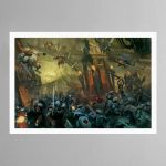 Sisters of Battle vs Tau – Print