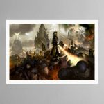 Army of the Ecclesiarchy – Print