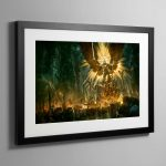 Sisters of Battle – The Age of Apostasy – Framed Print