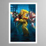 Space Marine Conquests Apocalypse – Print