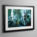 Soul Wars – Framed Print