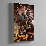 Archaon the Everchosen – Canvas