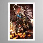 Archaon the Everchosen – Print