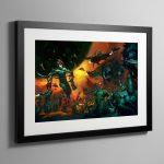 Drukhari – Framed Print